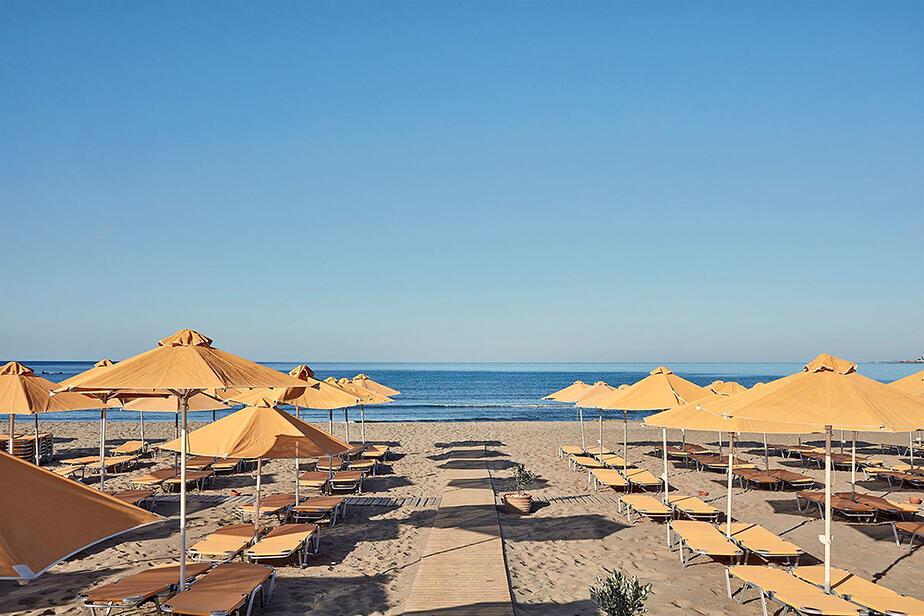 Hotel  Mikri Poli Kreta