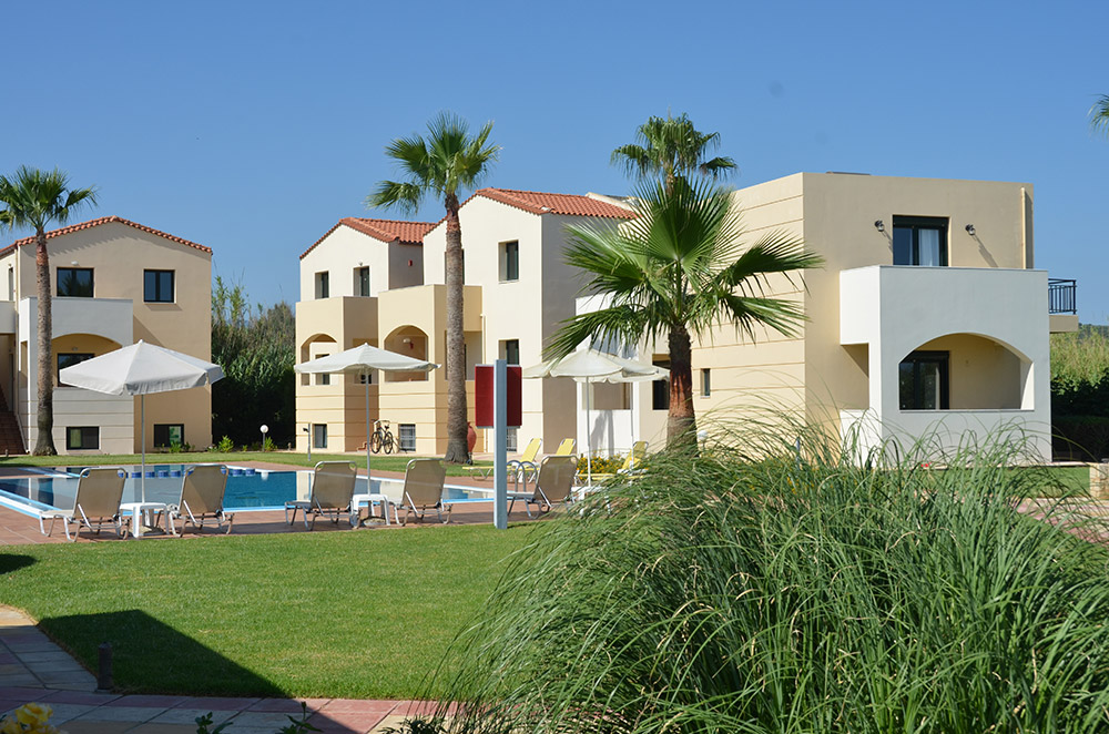 Hotel GT Beach Maleme - West Kreta