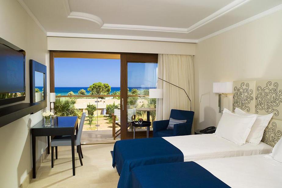 Hotel Kernos Beach auf Kreta bei Malia