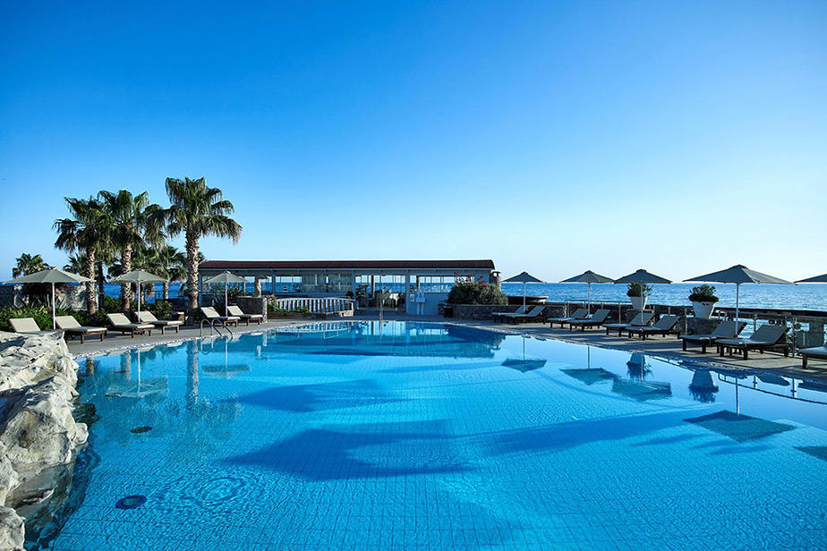 Hotel Ikaros Beach Luxury Resort & Spa. Bei Kreta.com beste Beratung