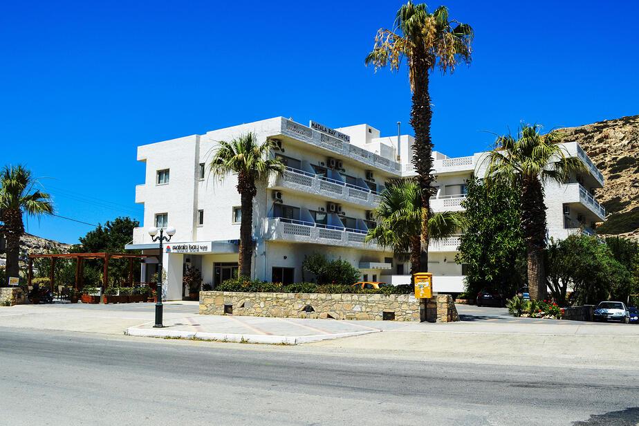 Hotel Matala Bay auf Kreta in Matala