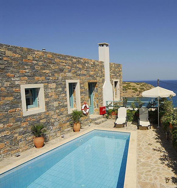 Kreta Agios Nikolaos- Ferienhäuser Mochlos