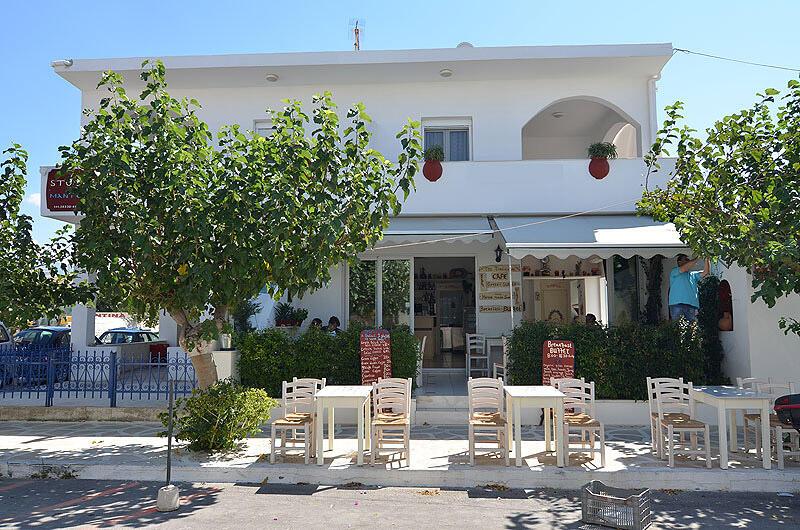 Apartments Mando Paleochora - Süd Kreta