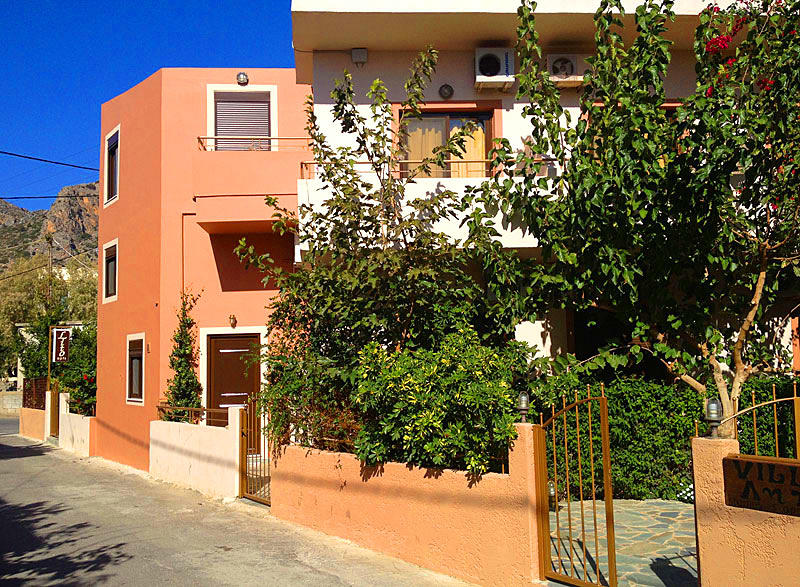 Kreta | Paleochora | Lito Apartments Paleochora