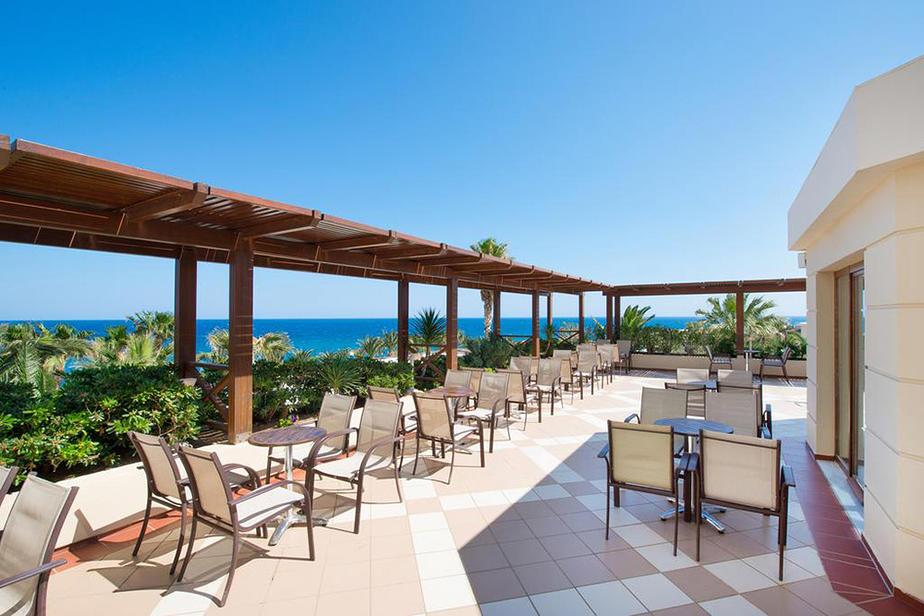 Hotel Iberostar Creta Mare auf Kreta bei Panormo