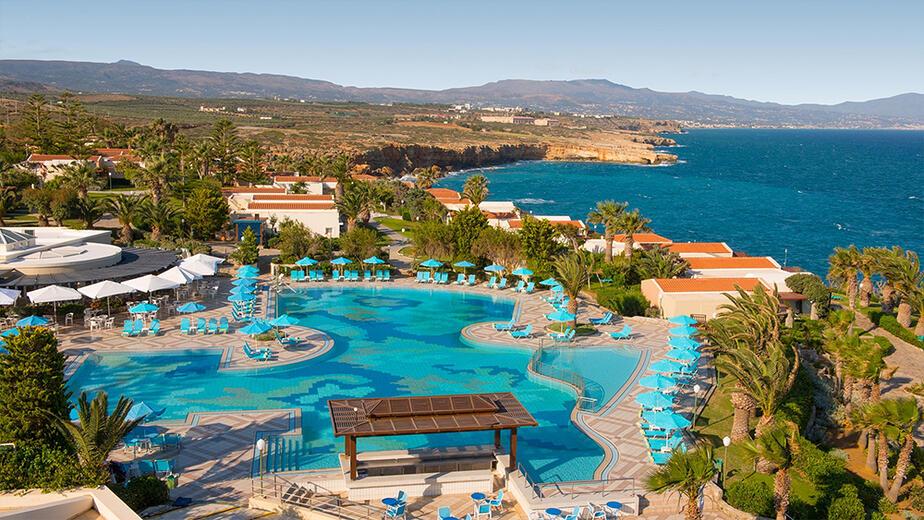 Hotel Iberostar Creta Panorama auf Kreta bei Panormo