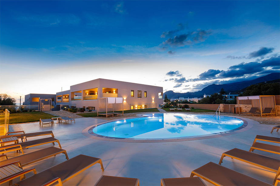 Belvedere Apartments & Spa in Plakias