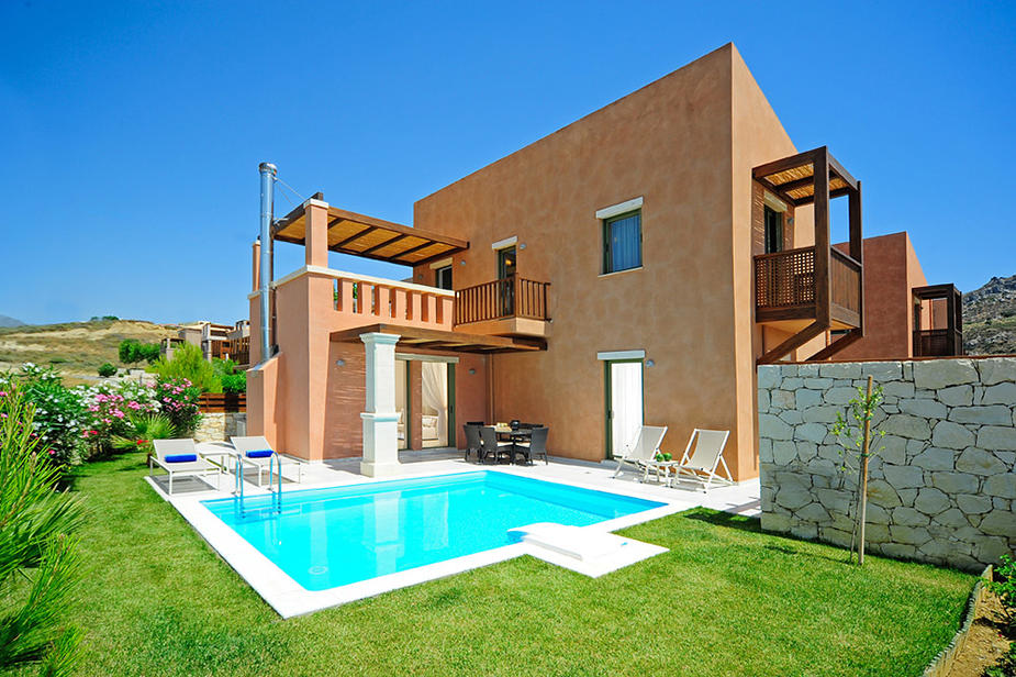 Beachfront Villas Plakias auf Kreta im Ort Plakias