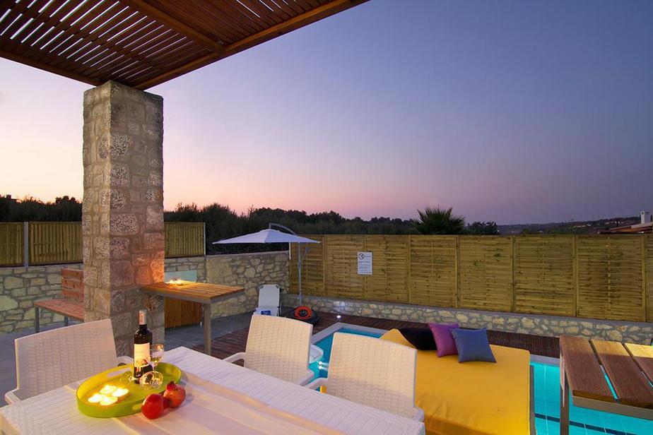 Villa Alexandra auf Kreta bei Loutra, Rethymnon