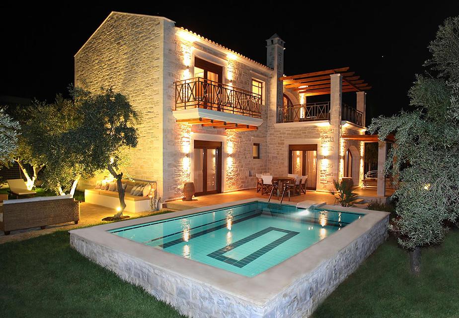 Kreta | Rethymnon | Villen Eleon