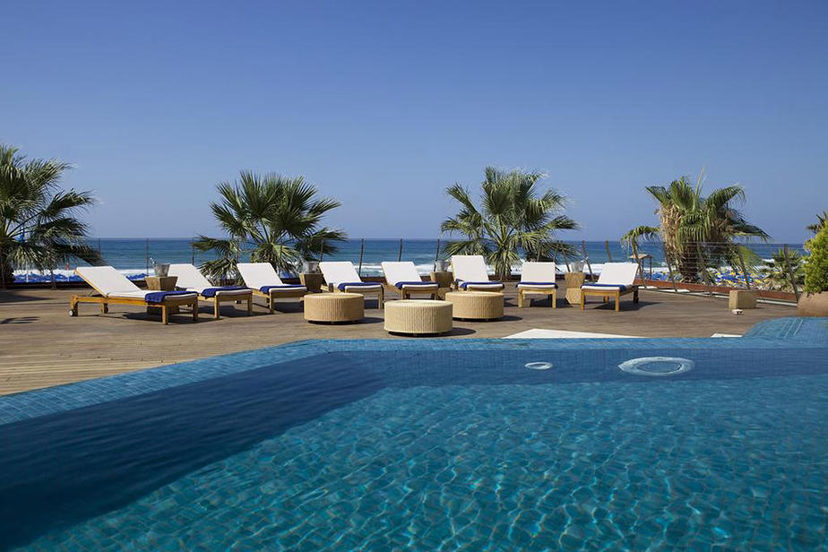 Hotel Aquila Porto Rethymnon auf Kreta bei Rethymnon