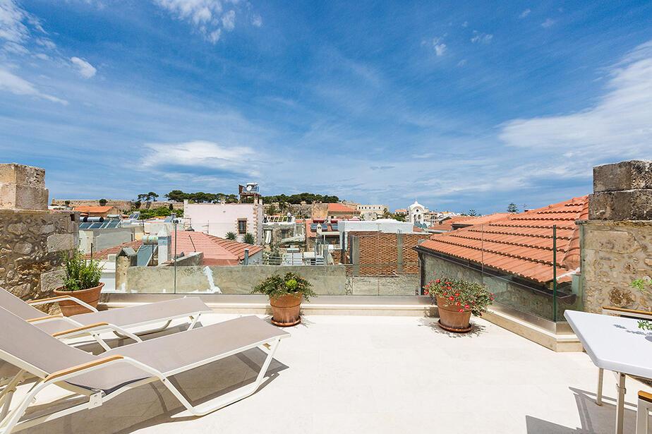 Hotel Casa Delfini auf Kreta in Rethymnon