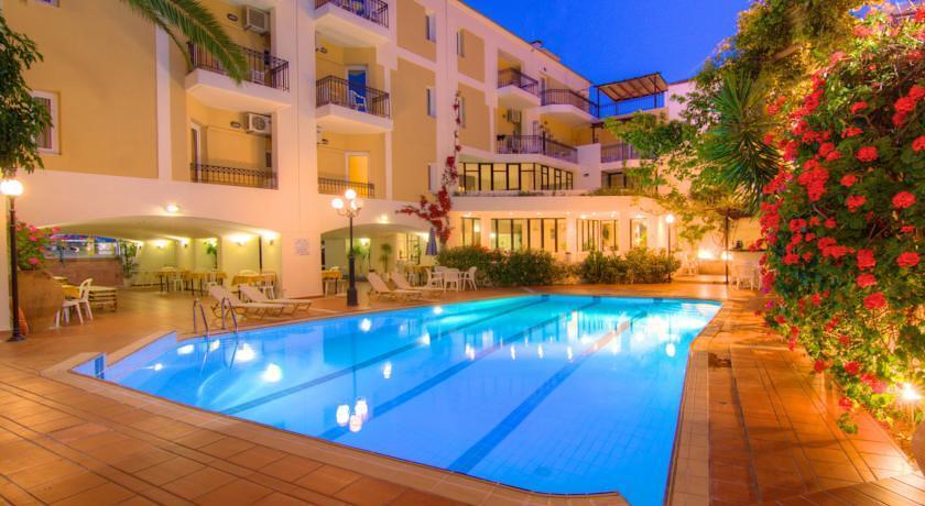 Hotel Fortezza auf Kreta in Rethymnon