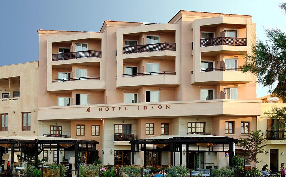 Hotel Ideon auf Kreta in Rethymnon