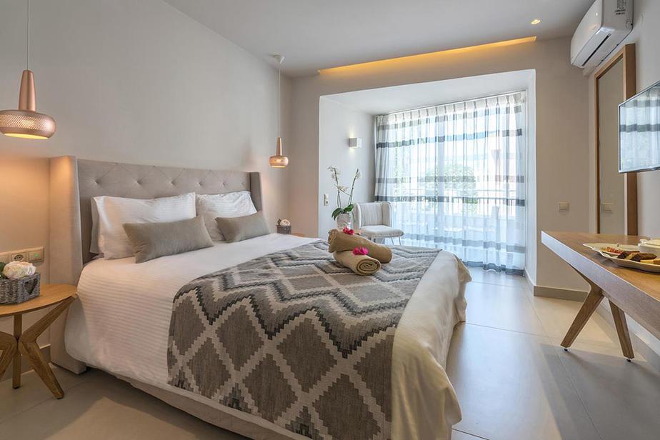 Hotel Nefeli Beach Rethymnon Kreta