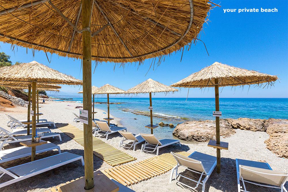 Kreta Ferienhäuser Villas Sfakaki