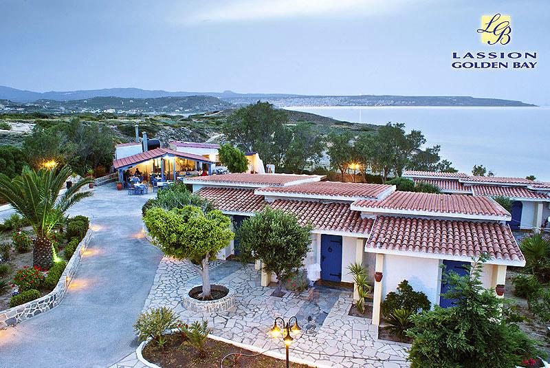 Hotel Lassion Golden Bay auf Kreta bei Sitia