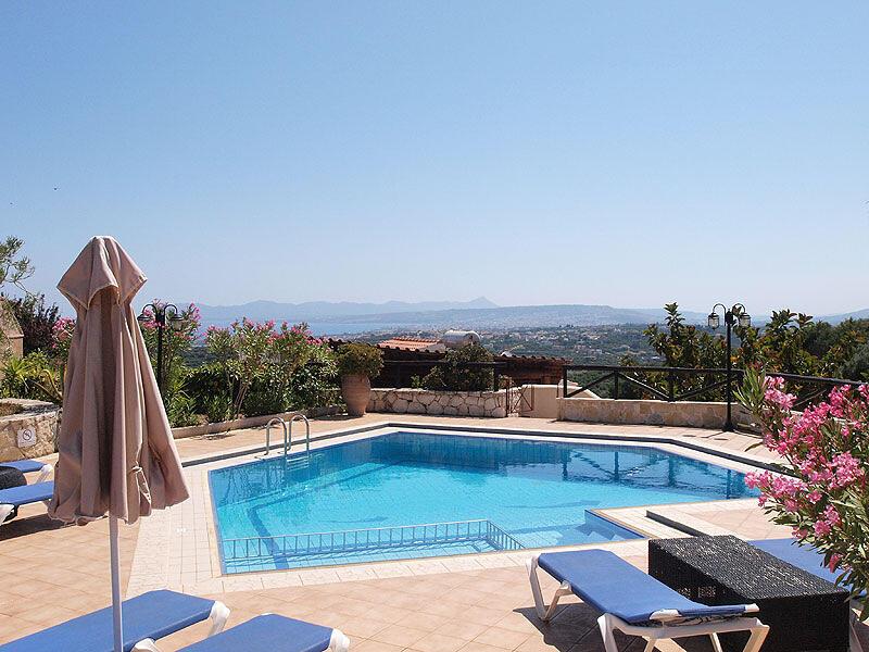 Kreta   Ferienhäuser   Villen   Villen Stalos   Haus Giannis