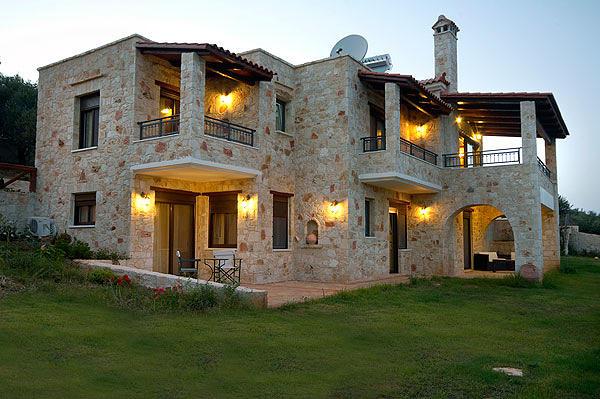 Villa Tavronitis II im Westen Kretas nahe Kolimbari