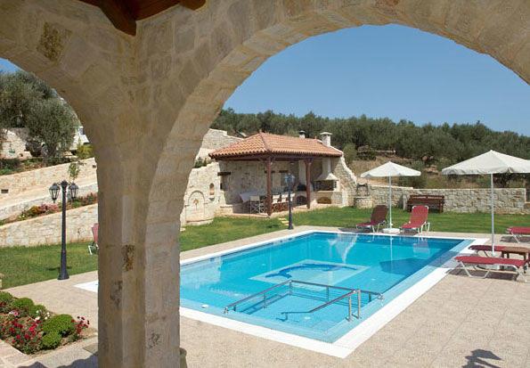 Villa Tavronitis III im Westen Kretas nahe Kolimbari
