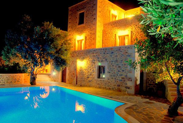Kreta | Ferienhäuser & Villen | Südkreta |Triopetra