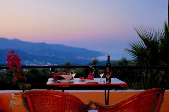 Hotel Elia auf Kreta im Ort Vouves