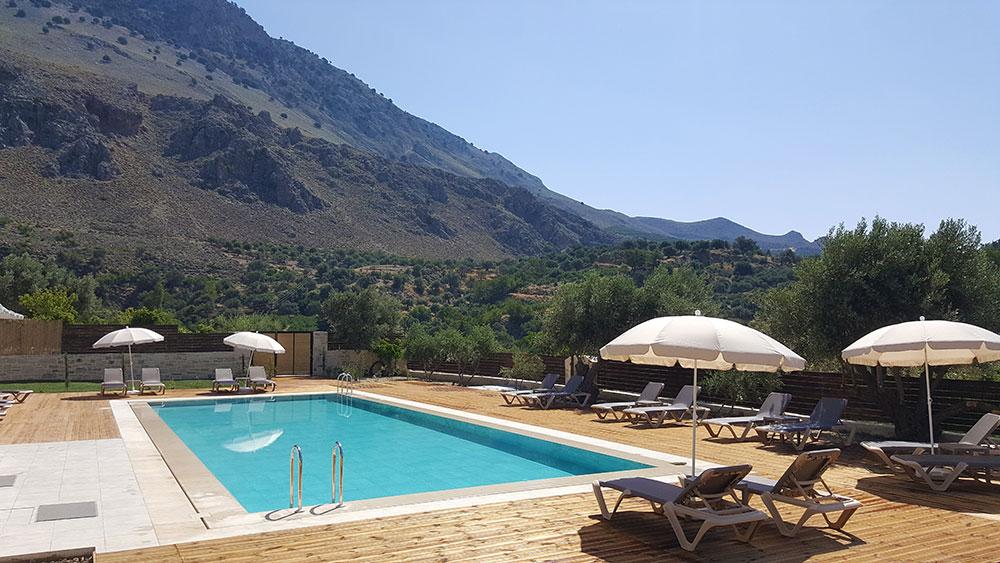Hotel Eleonas Zaros - Kreta