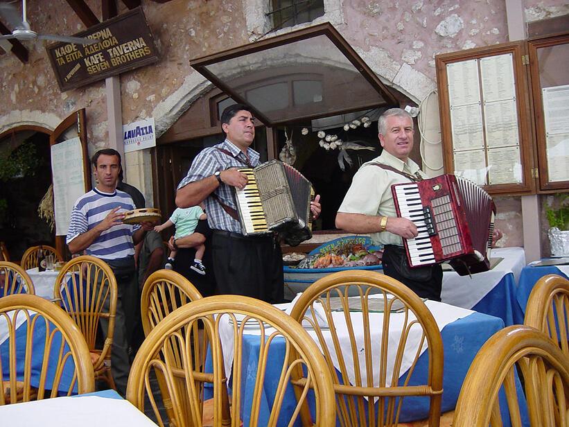 Kreta Historische Städte Mietwagenrundreise
