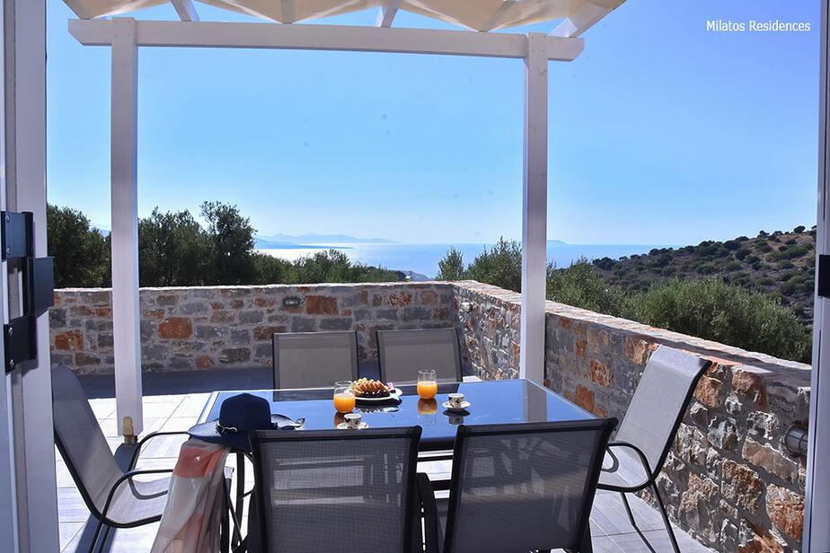 Home from Home  - In  Comfort. Mietwagenrundreise Kreta in komfortablen Ferienhäusern.