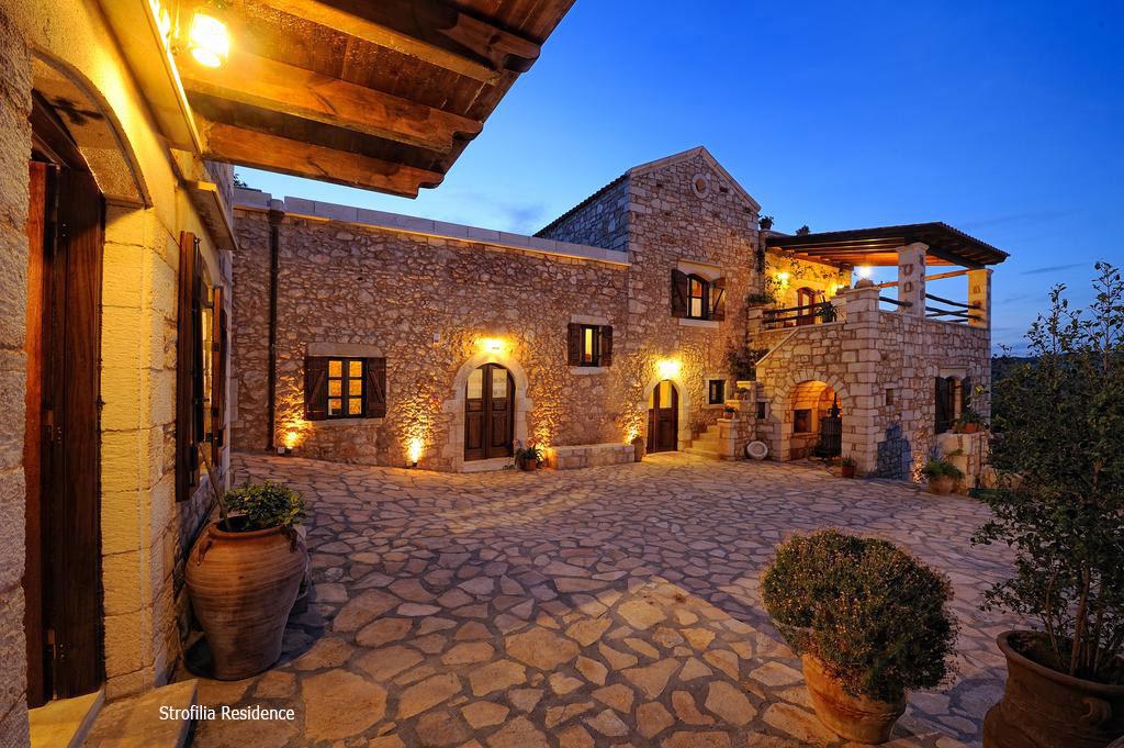 Kreta Mietwagenrundreise in traditionellen Ferienhäusern