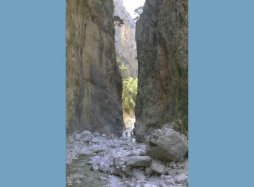 Kreta Mietwagen-Rundreise Südwest