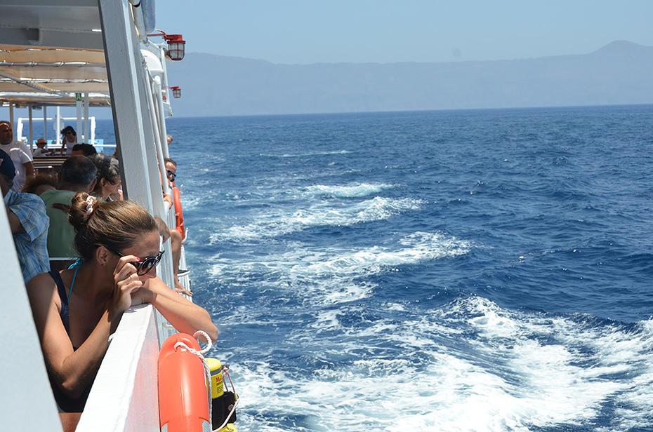 Wandern auf Kreta Westkreta, Kreta Lagunen